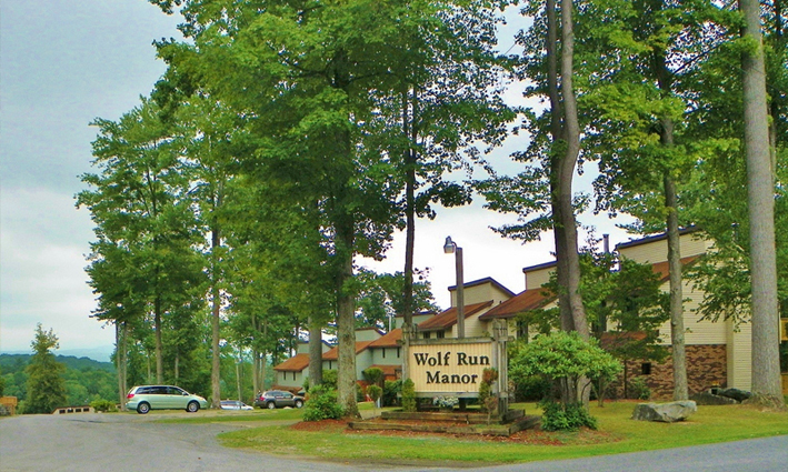 Treasure Lake Timeshares - Wolf Run Manor